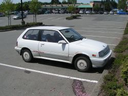Chevrolet/Geo Sprint Turbo
