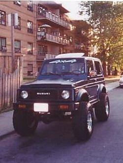 1998 Suzuki Samurai JX